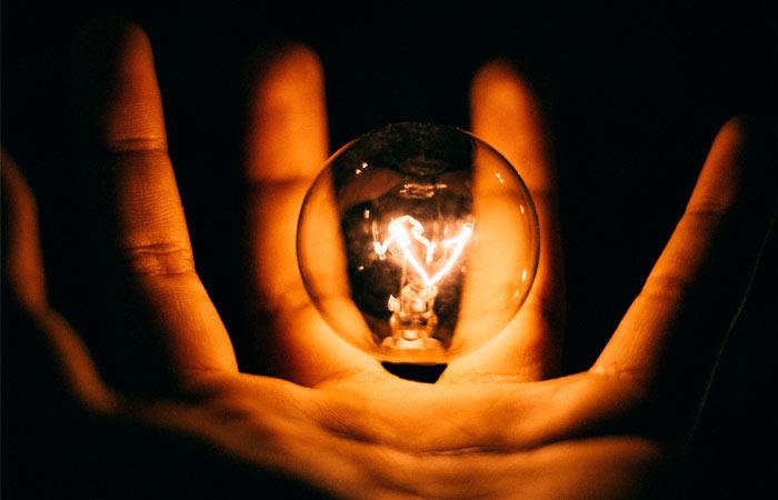 Economia da automacao de iluminacao